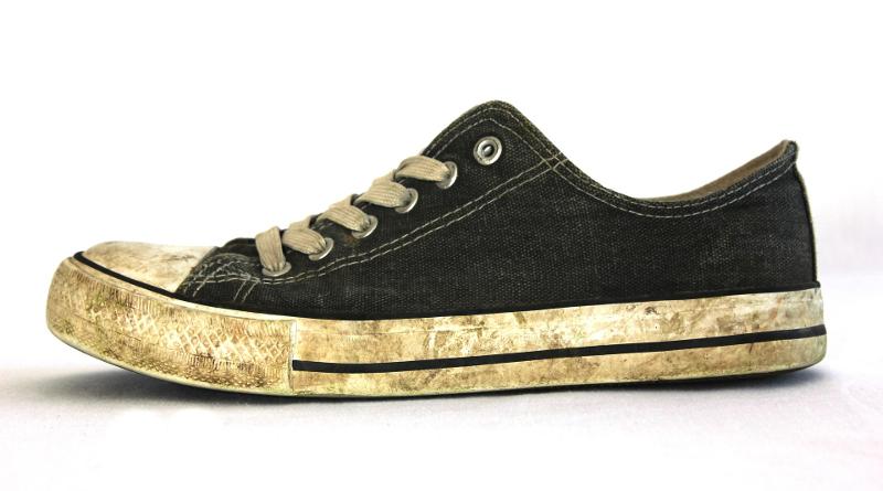 jak czyscic buty