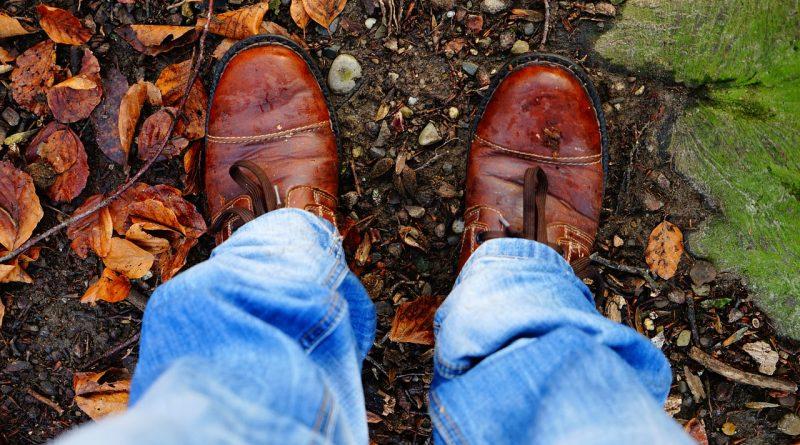 jak dbać o buty ze skóry