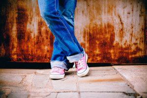 buty do jeansów