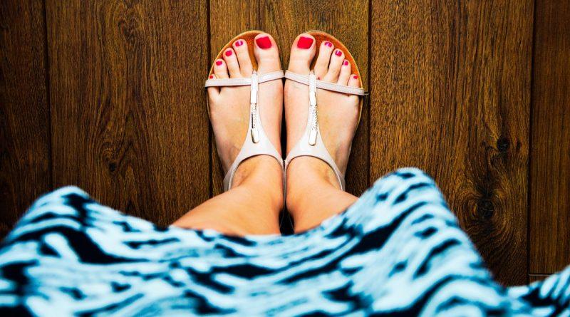 buty dla wysokiej