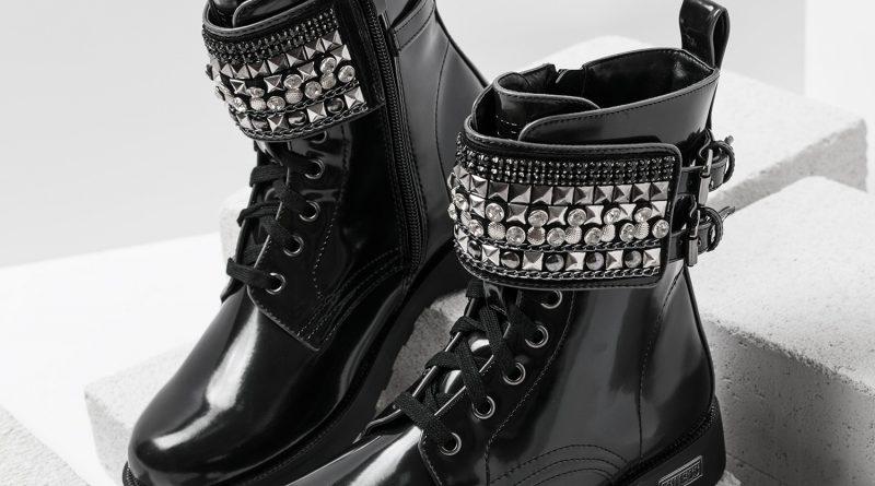 Top 5 botków na jesień 2017 Sfera butów